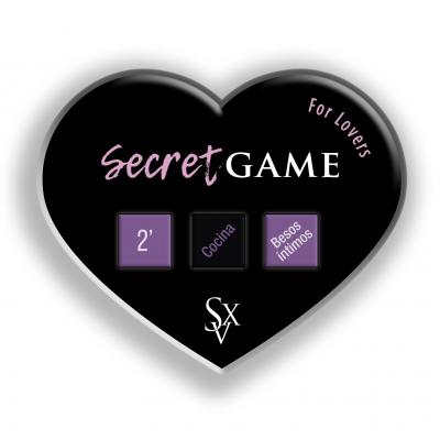 Dados Secret Games